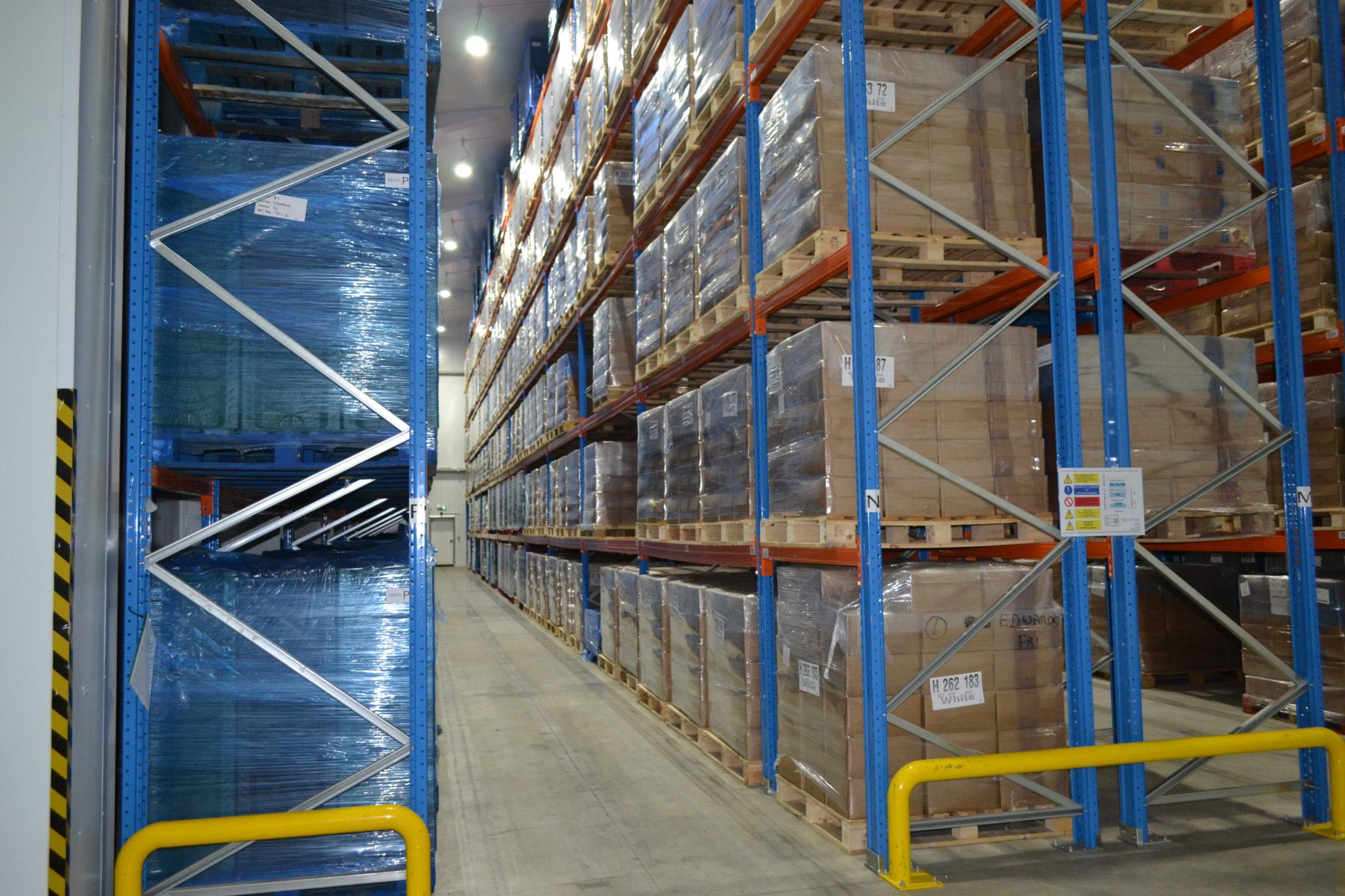 Ambient Storage & Distribution
